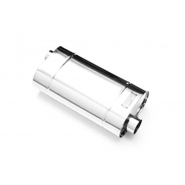 Tłumik Środkowy 50mm RM - GRUBYGARAGE - Sklep Tuningowy